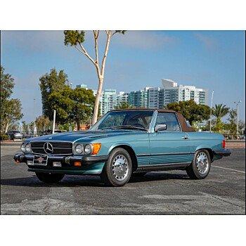 1989 Mercedes-Benz 560SL for sale 101206392