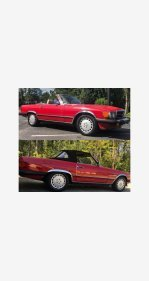 1989 Mercedes-Benz 560SL for sale 101231823