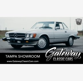 1989 Mercedes-Benz 560SL for sale 101240797