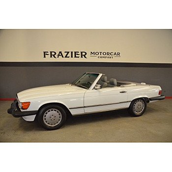 1989 Mercedes-Benz 560SL for sale 101274059