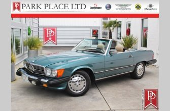 1989 Mercedes-Benz 560SL for sale 101281121