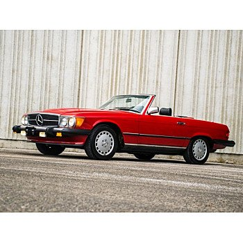 1989 Mercedes-Benz 560SL for sale 101282297