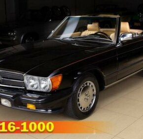 1989 Mercedes-Benz 560SL for sale 101303443