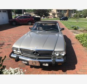 1989 Mercedes-Benz 560SL for sale 101319008