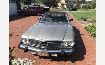 1989 Mercedes-Benz 560SL for sale 101319008