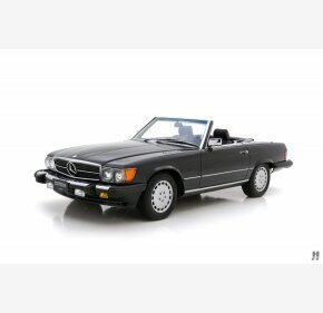 1989 Mercedes-Benz 560SL for sale 101335125