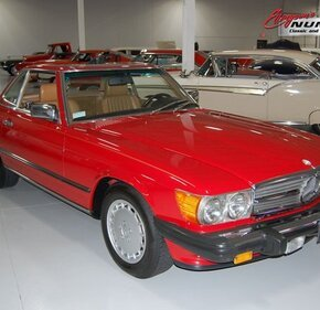 1989 Mercedes-Benz 560SL for sale 101345448