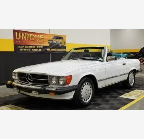 1989 Mercedes-Benz 560SL for sale 101378601