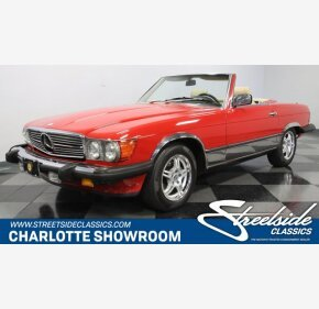 1989 Mercedes-Benz 560SL for sale 101384360