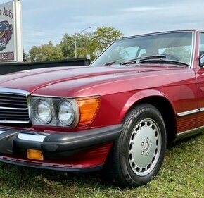 1989 Mercedes-Benz 560SL for sale 101390747