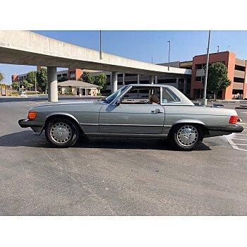 1989 Mercedes-Benz 560SL for sale 101398769