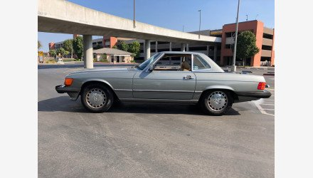 1989 Mercedes-Benz 560SL for sale 101398769