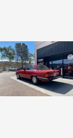 1989 Mercedes-Benz 560SL for sale 101400698