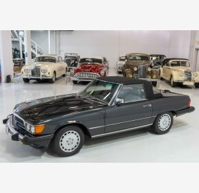 1989 Mercedes-Benz 560SL for sale 101403994