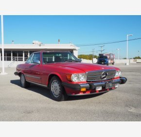 1989 Mercedes-Benz 560SL for sale 101415018