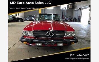 1989 Mercedes-Benz 560SL for sale 101502945