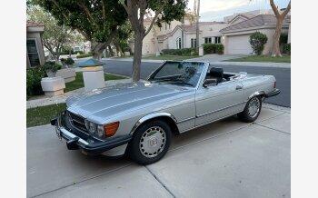 1989 Mercedes-Benz 560SL for sale 101503905