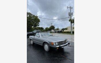 1989 Mercedes-Benz 560SL for sale 101547878
