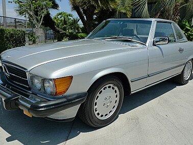 1989 Mercedes-Benz 560SL for sale 101552828