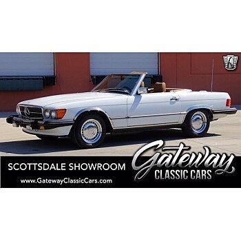 1989 Mercedes-Benz 560SL for sale 101557177