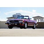 1989 Mercedes-Benz 560SL for sale 101589760