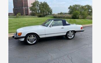 1989 Mercedes-Benz 560SL for sale 101624172