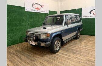 1989 Mitsubishi Pajero for sale 101230573