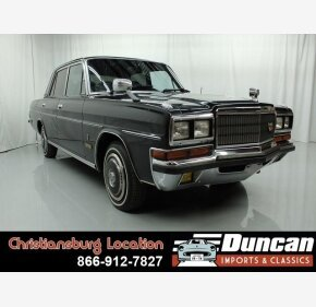 1989 Nissan President for sale 101098419