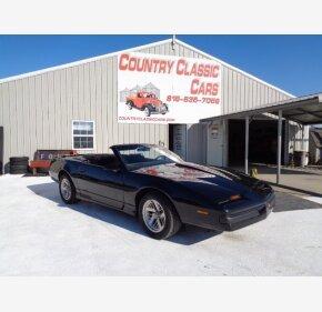 1989 Pontiac Firebird for sale 101222429