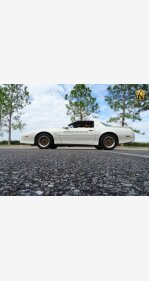1989 Pontiac Firebird Trans Am Coupe for sale 100965284