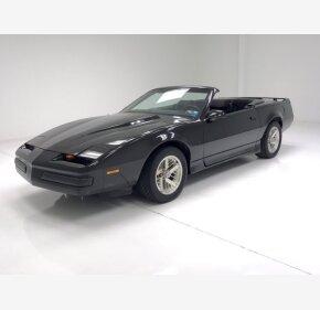 1989 Pontiac Firebird Coupe for sale 101002354