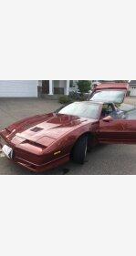 1989 Pontiac Firebird Trans Am Coupe for sale 101008809