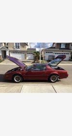 1989 Pontiac Firebird Trans Am Coupe for sale 101008809