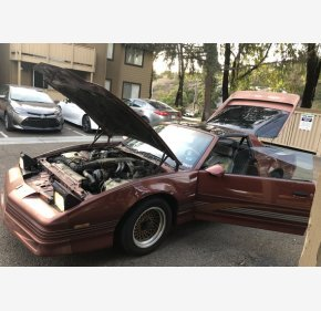 1989 Pontiac Firebird for sale 101046087