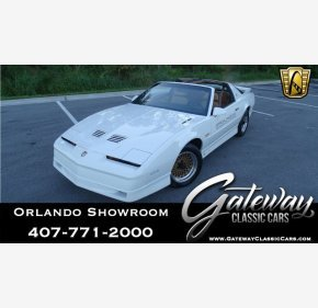 1989 Pontiac Firebird Trans Am Coupe for sale 101060217