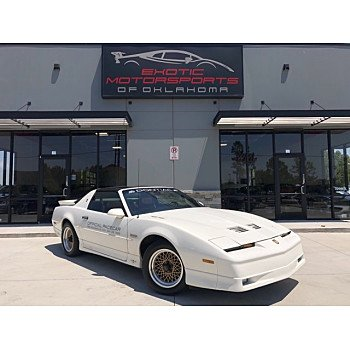 1989 Pontiac Firebird Trans Am Coupe for sale 101181265