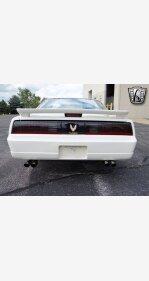 1989 Pontiac Firebird Trans Am Coupe for sale 101202051