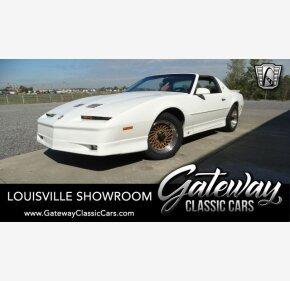 1989 Pontiac Firebird Trans Am Coupe for sale 101224875