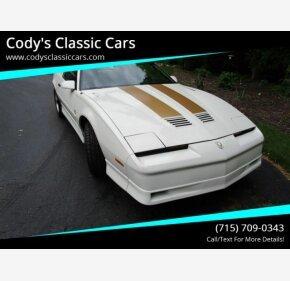 1989 Pontiac Firebird Trans Am Coupe for sale 101317199