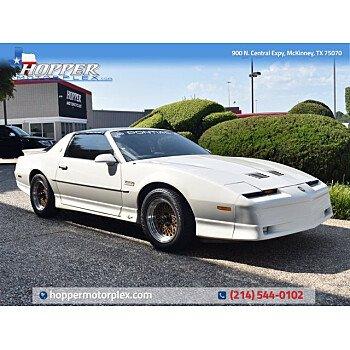 1989 Pontiac Firebird for sale 101368265