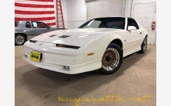 1989 Pontiac Firebird for sale 101447542