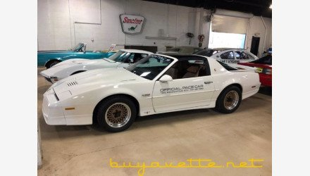 1989 Pontiac Firebird for sale 101465608