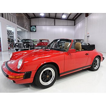 1989 Porsche 911 Carrera Cabriolet for sale 101031181