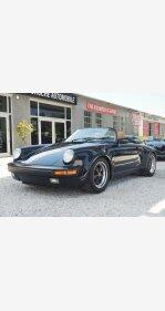 1989 Porsche 911 Carrera Cabriolet for sale 101008423