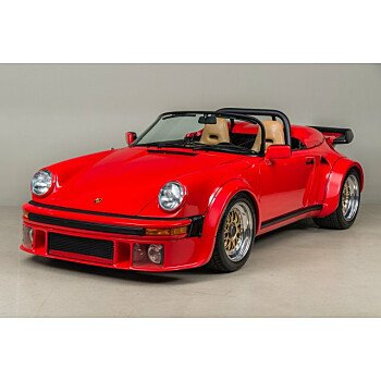 1989 Porsche 911 Carrera Cabriolet for sale 101013910