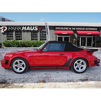1989 Porsche 911 Turbo Cabriolet for sale 101068135