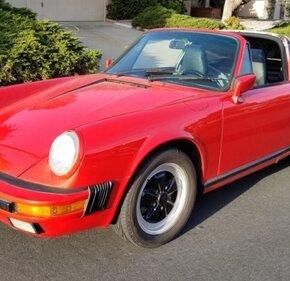 1989 Porsche 911 Targa for sale 101102860