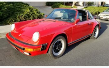 1989 Porsche 911 Targa for sale 101102860