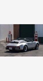 1989 Porsche 911 Carrera Cabriolet for sale 101174626