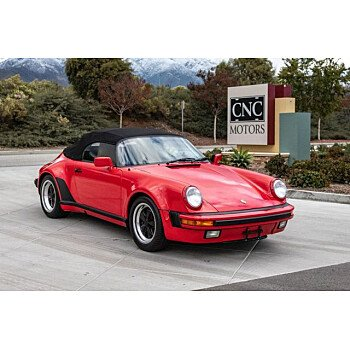 1989 Porsche 911 Speedster for sale 101246336